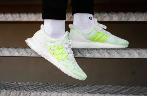 eadbf5724b44e Catch The adidas Ultra Boost Clima Solar Yellow Real Soon The official  start of summer is