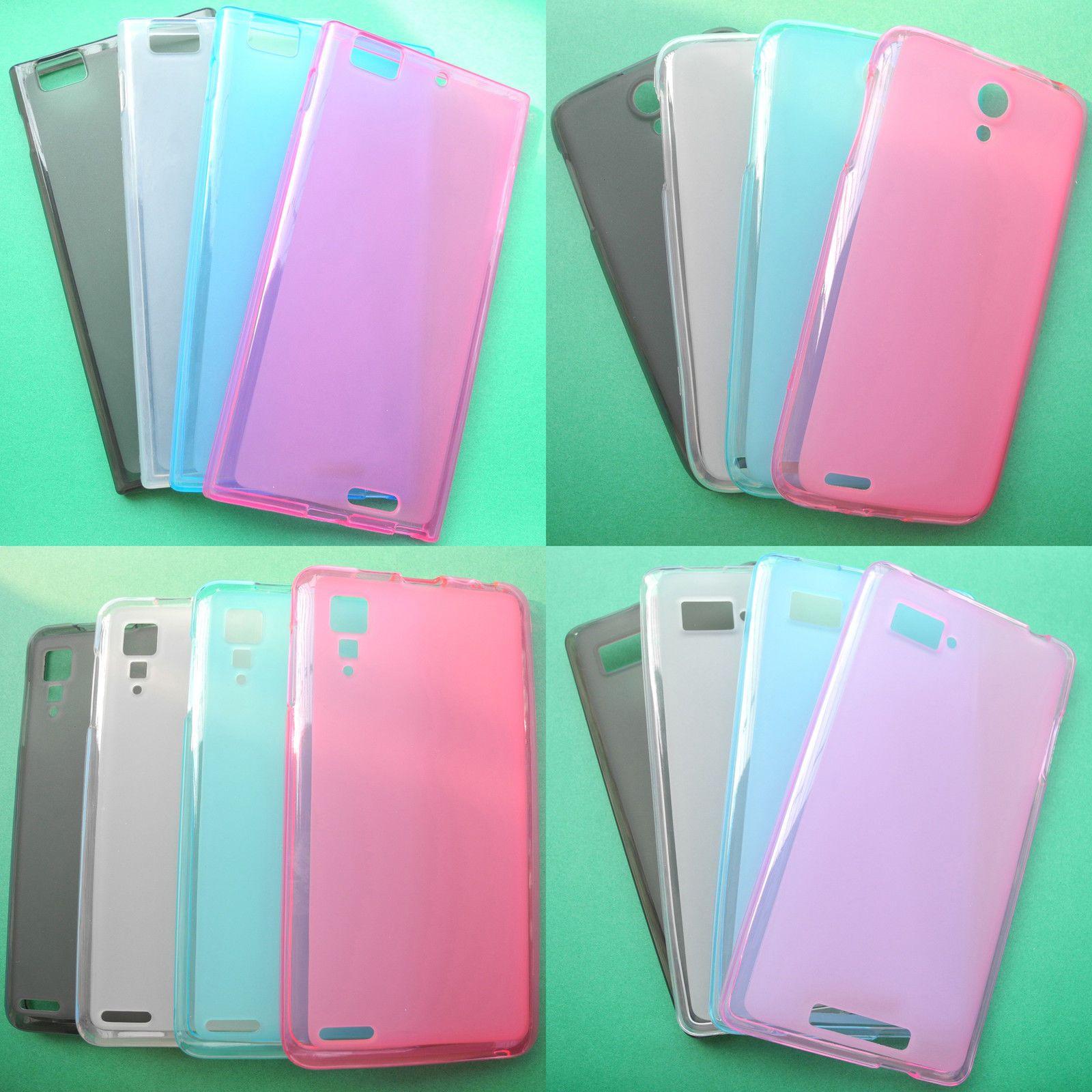 5.89 GBP - For Medion Life E5004 / S5004 Smartphone Soft Tpu Phone ...