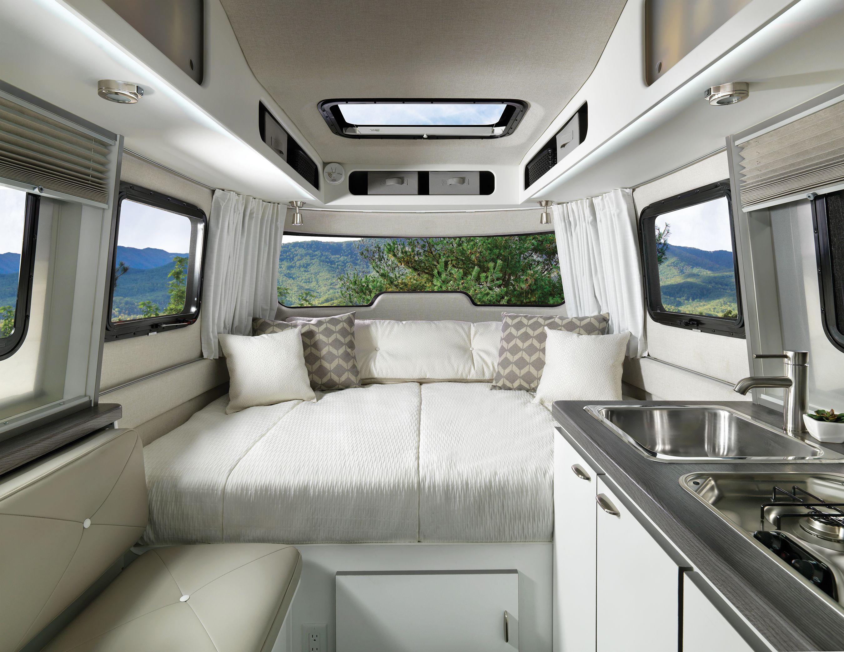 2020 Airstream Nest By Airstream Fiberglass Camper
