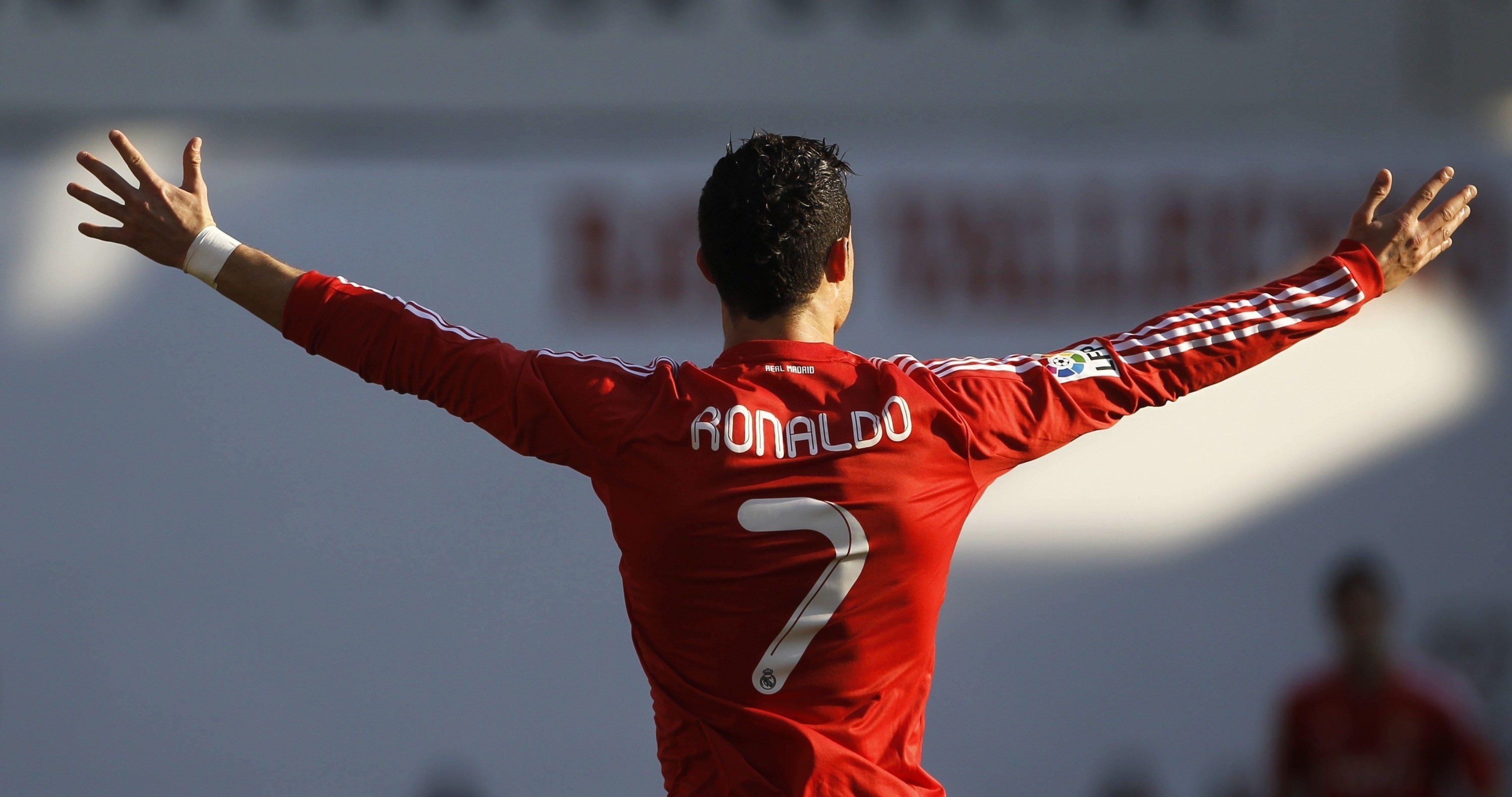 Cristiano Ronaldo Soccer Player 4k Ultra Hd Wallpaper Ololoshenka