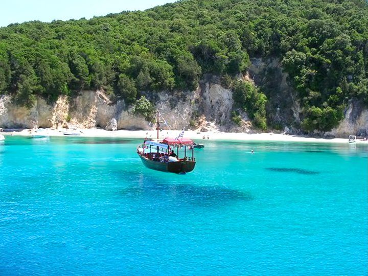 Sivota-Blue lagoon,Greece . There are no words! (With images ...