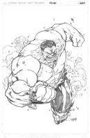 RED Hulk by Jonboy007007