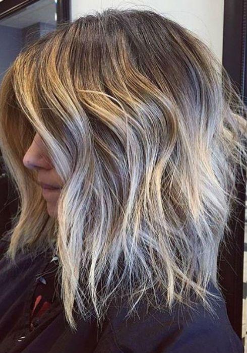 Ash Blonde Hair With Highlights New Hair Pinterest Ash Blonde