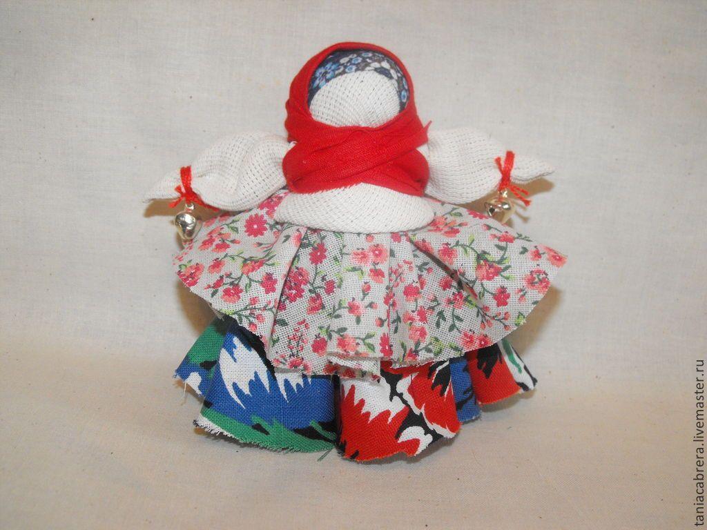 Картинки кукол оберегов колокольчик