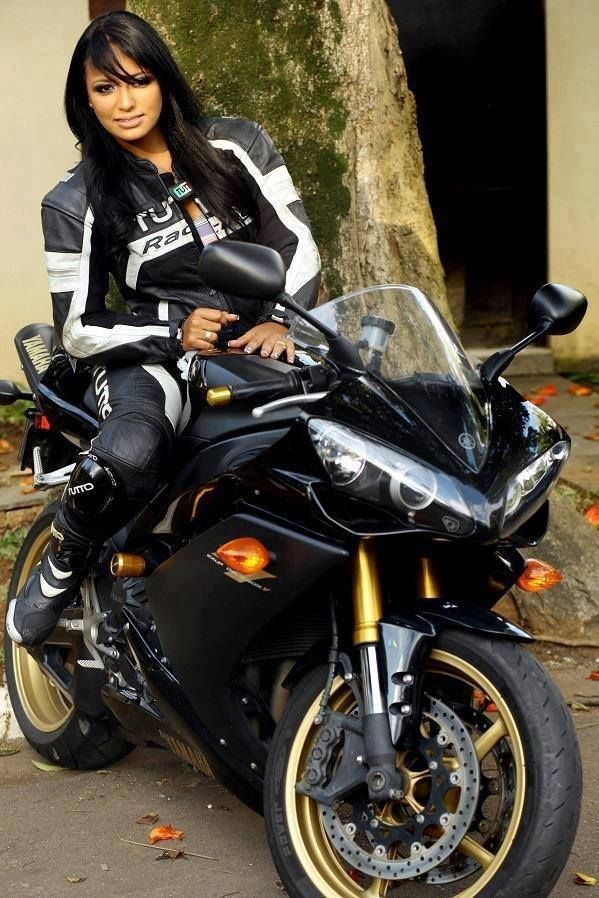 Zmari Mit Bildern  Motorrad Mdchen, Motorrad