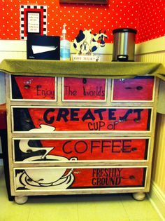 Coffee Bars At Home on Pinterest