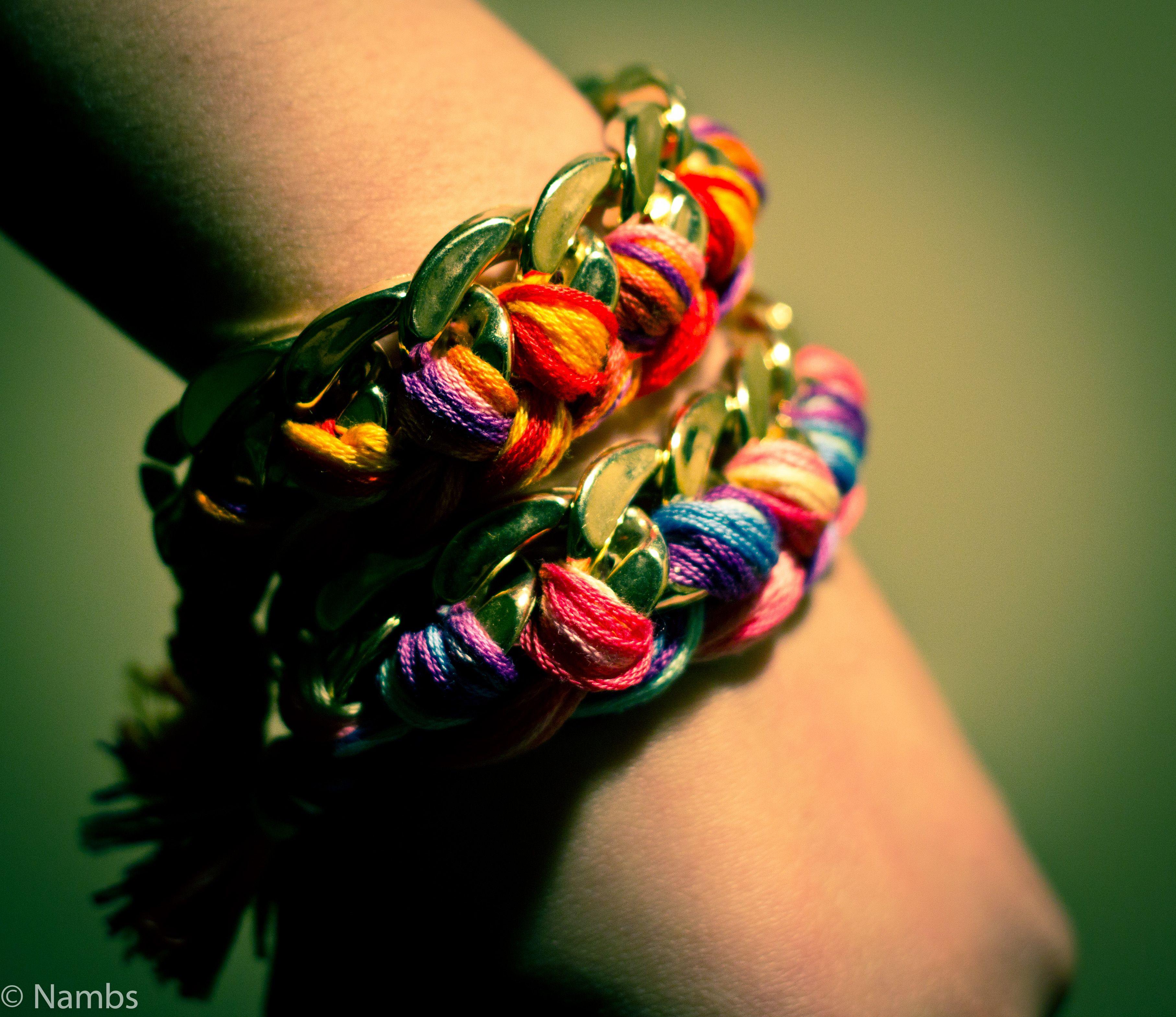 Homemade Bracelet Women Diy Fashion Jewelry Diy Bracelets How To Make Homemade Bracelets