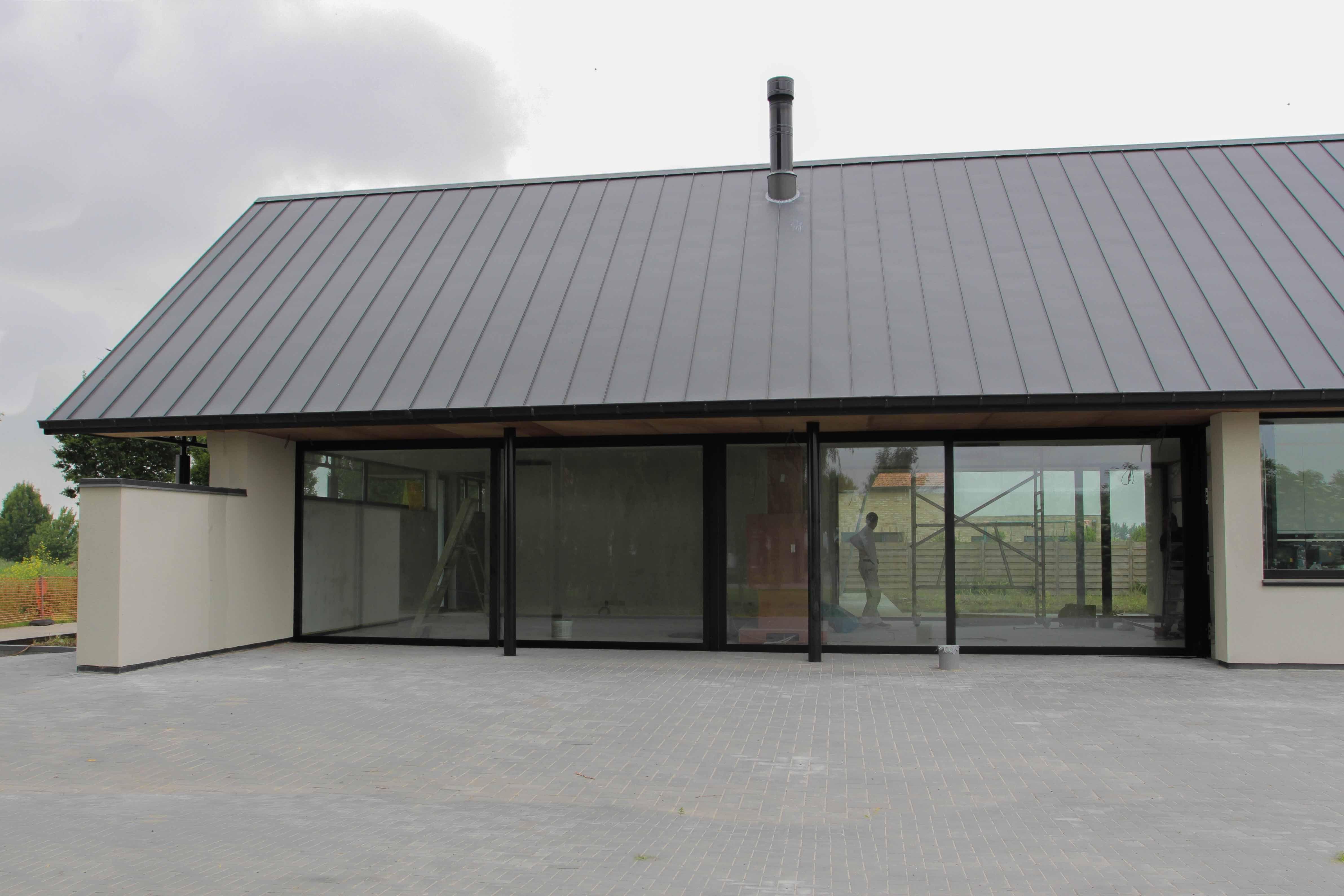 Pin van mooi klein op schuurwoning huis idee n schuur for Huizen architectuur