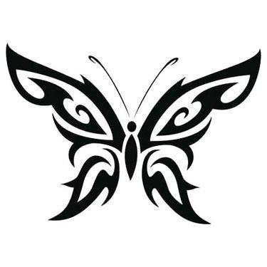 Phoenix Tattoo Design Tribal Butterfly Tattoo Tribal Butterfly Butterfly Tattoo Designs