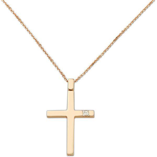 Anastazio God Bless Pendant Cross vs5bY4