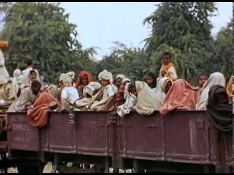 A Rare Video Of 1947 Indian Independence and Partition of India and Pakistan  http://desinema.com/rare-color-video-1947-indian-independence-partition-india-pakistan/