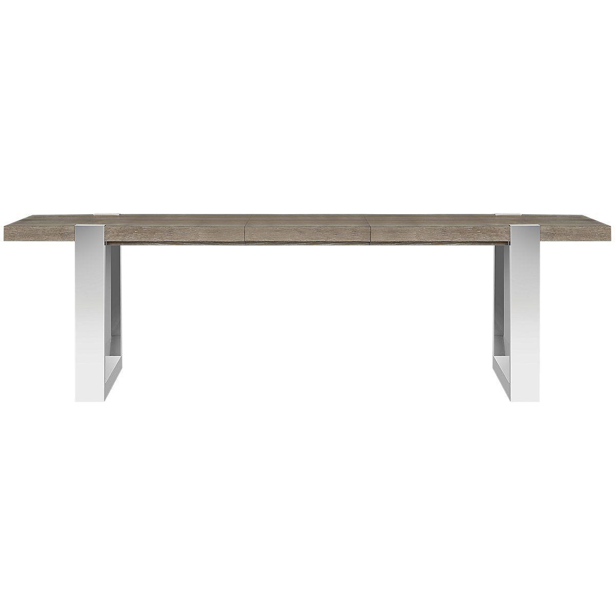 City Furniture Berlin Light Tone Rectangular Table Rectangular