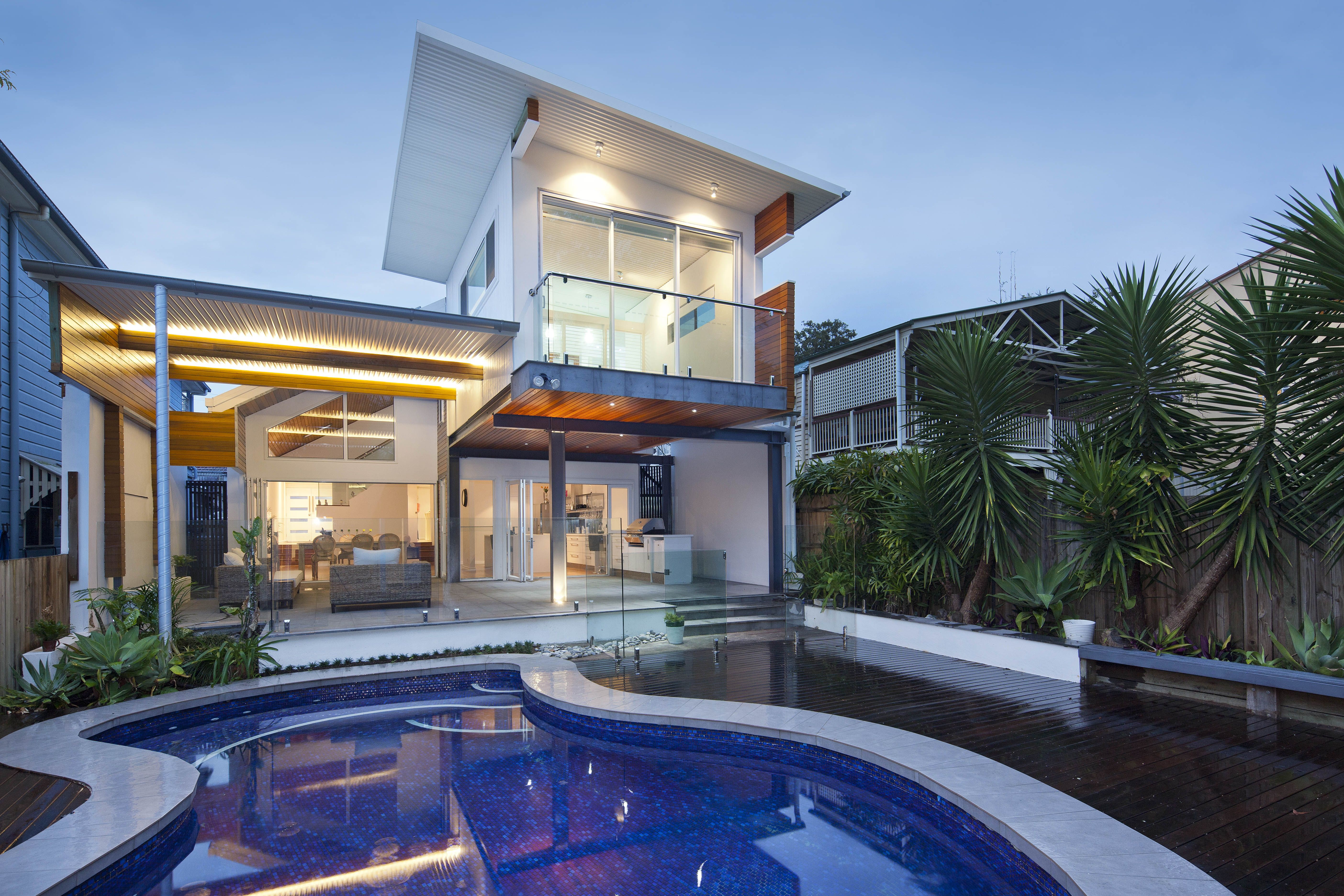 Ritek Ecotek Roof System Private Residence Eskgrove