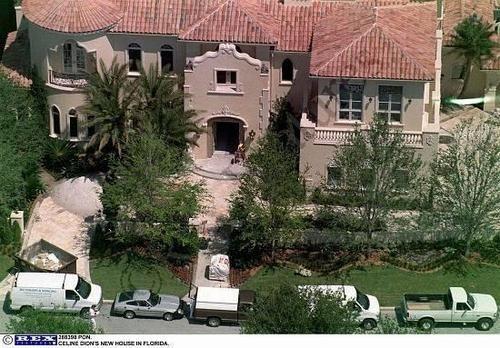 Celine Dion Florida Home House