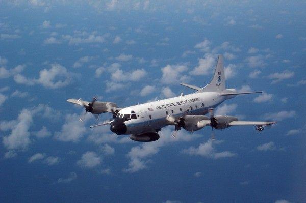 Wp 3d Hurricane Hunter Aircraft Of National Oceanic Atmospheric Administration Noaa Will Be 1st Customer To Fly Wit Hurricane Hunters Noaa Noaa Hurricane