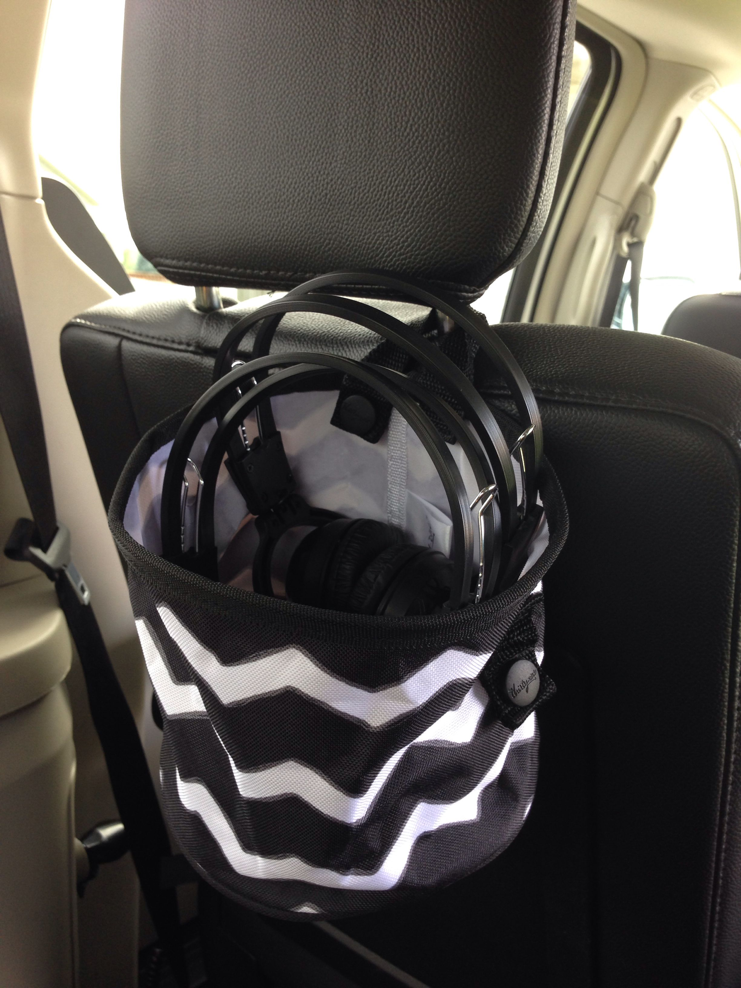 Oh snap bin ideas - Oh Snap Bin Attach One Of These Cuties To The Headrest In Your Car