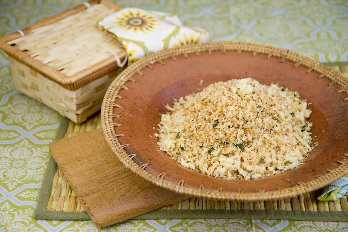 Coconut Cauli-Rice
