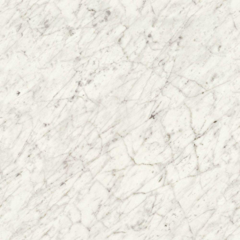 Formica 5 In X 7 In Laminate Countertop Sample In Carrara Bianco