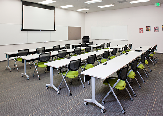 Training Room | Training Room Spaces for Classes and ...