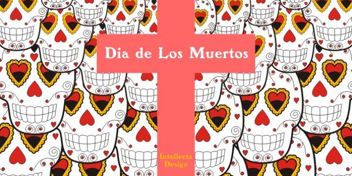 Dia De Los Muertos font download | Fonts | Cool fonts