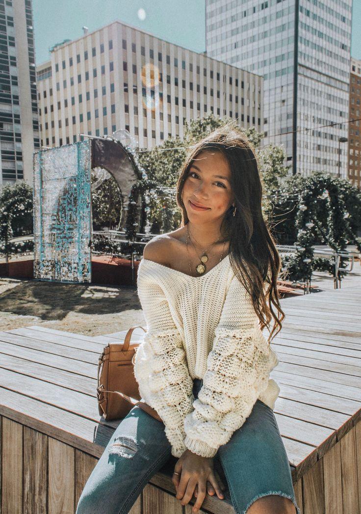 """Marielle Sanchez auf Instagram: """"Danke für dieses schöne Wetter, meine Familie, Freunde … – Spring Outfit"""