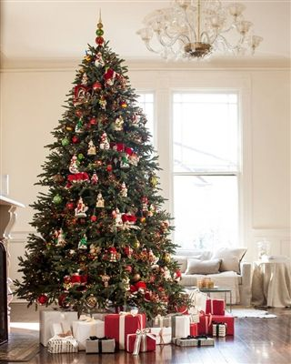 BH Fraser Fir Artificial Christmas Tree for next Year Christmas is