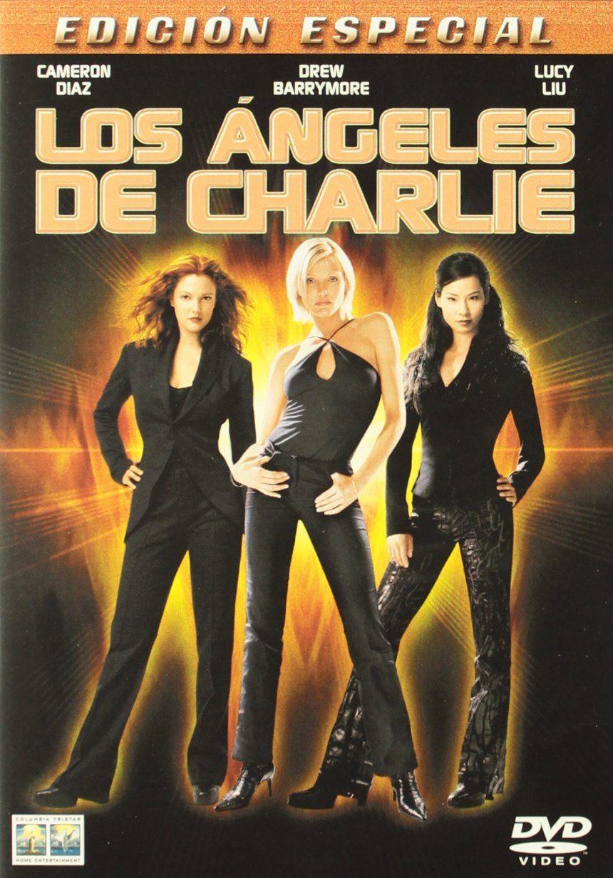 Los Angeles De Charlie Ed Especial Dvd De Angeles Los Charlie Peliculas Completas Peliculas Peliculas Cine