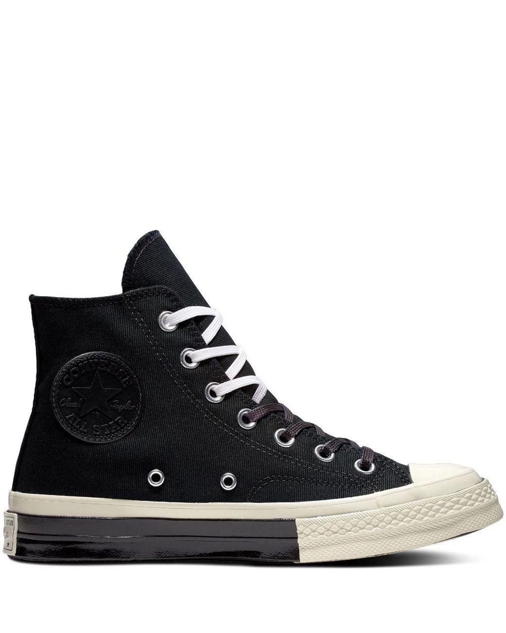 b645a755e47f Converse - Black Chuck 70 Super Colour-block High Top for Men - Lyst
