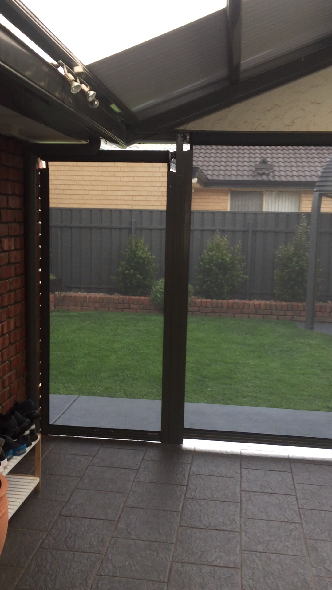 At Top Spot Blinds Our Outdoor Blinds Can Enclose Verandas
