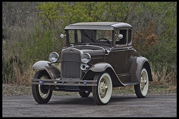 1930 Ford Model A Coupe | T200 | Houston 2014 | Mecum Auctions