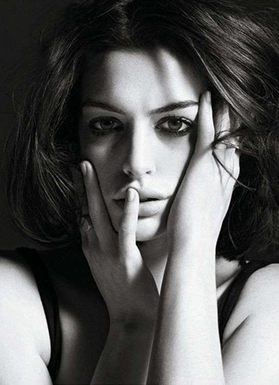 Anne Hathaway- one of the best American actresses we are ...