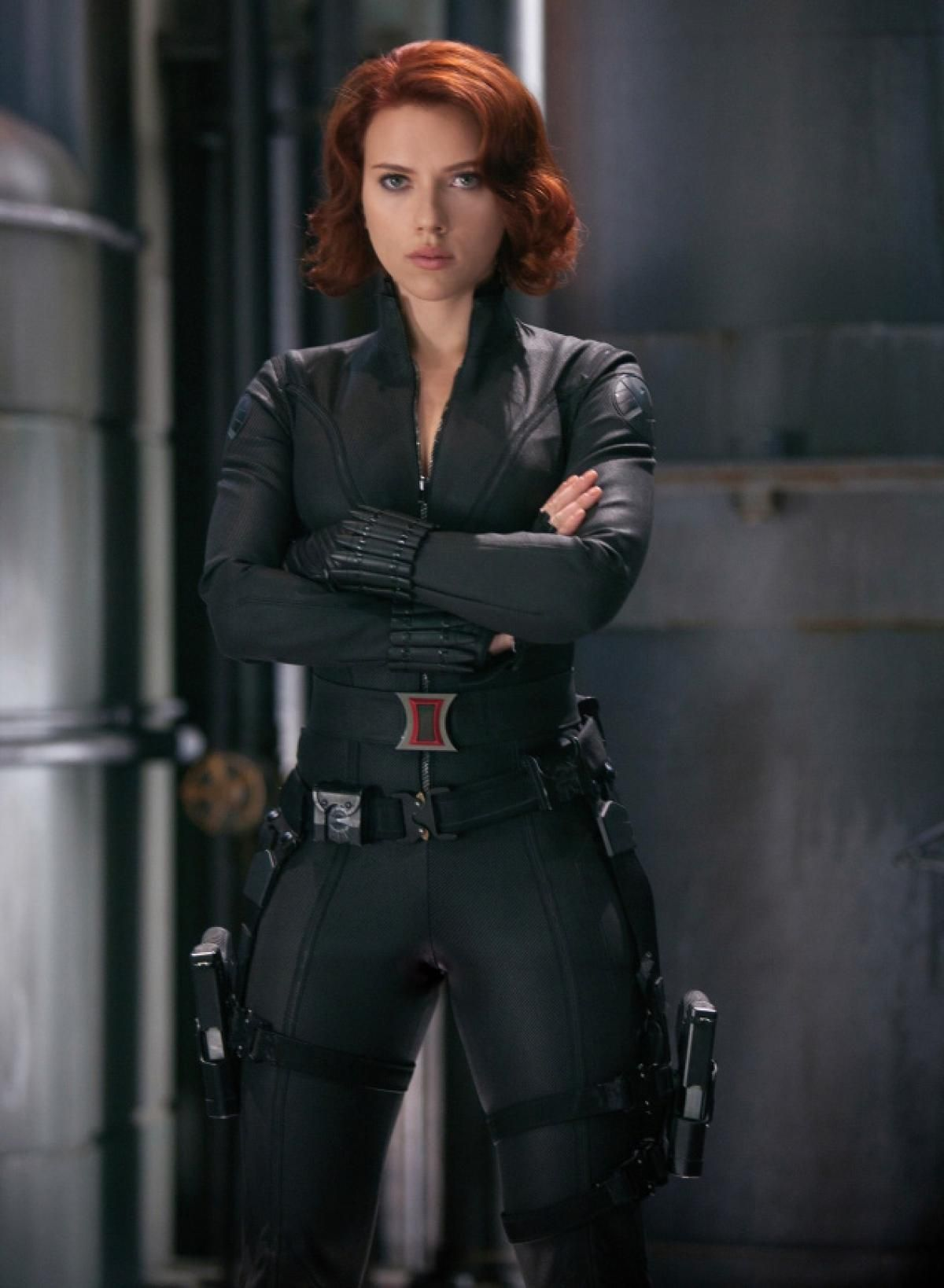 johansson avengers hot Scarlett