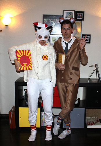 fantastic mr fox costumes - Superbad Halloween Costumes
