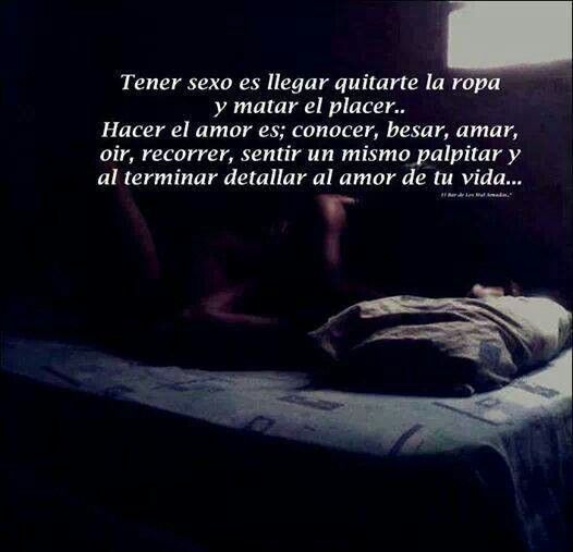Palabras De Amor Y De Aliento Hacer El Amor Qoutes Love