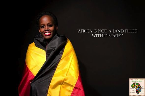 « The Real Africa: Fight the Stereotype » - Africa is not a land filled with diseases
