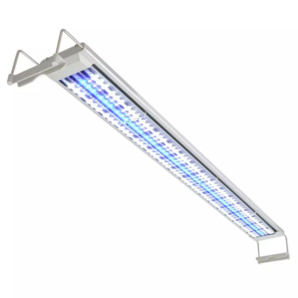 Akvarielampa Led 100 110 Cm Aluminium Ip67 Denna Akvarielampa Utrustad Med Energibesparande Led Lampor är Lämplig För Akvarium Med E Akvarium Lampor Led Lamp