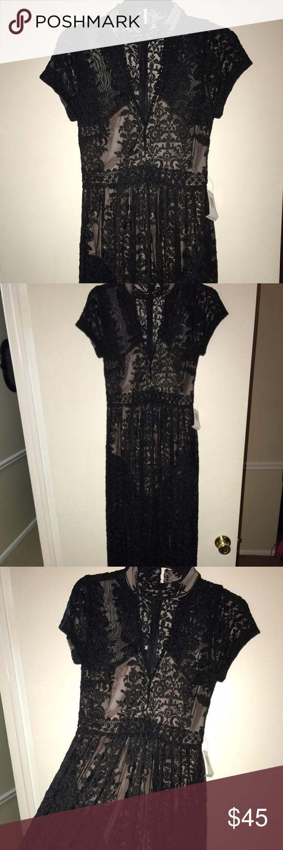 Lace bodysuit long dress black lace dress with body one piece