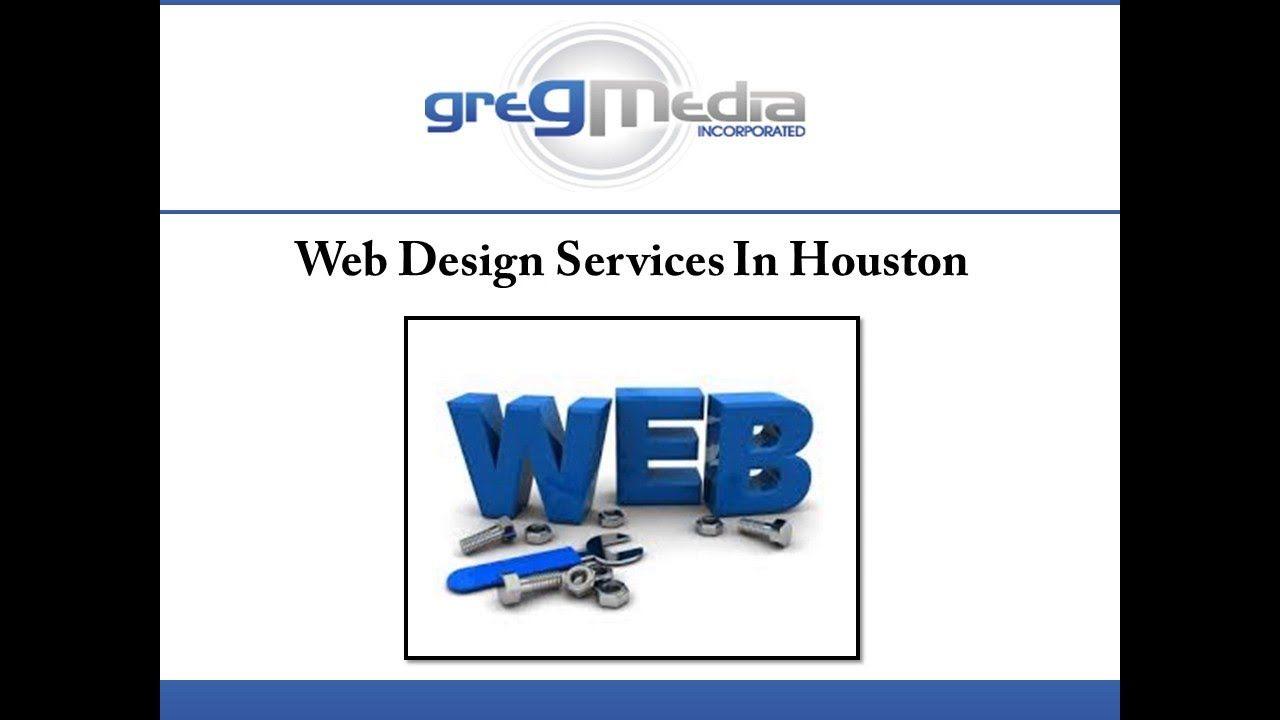 Web Design Services In Houston Web Design Services Web Design Website Design Services