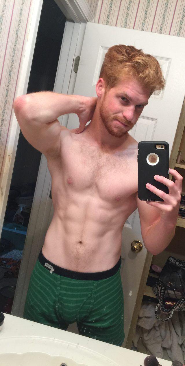 Gay Male Redhead