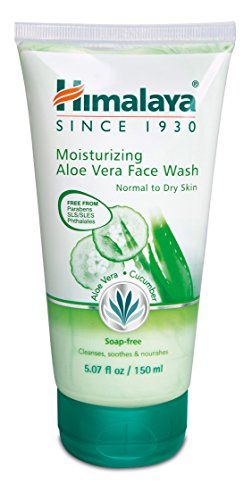 Himalaya Herbal Healthcare Moisturizing Aloe Vera Face Wash 507 Fluid Ounce You Can Find More Det Aloe Vera Face Wash Aloe Vera For Face Face Wash Cleanser