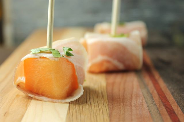 Prosciutto Melon Wrap-ups Recipe - Paleo Plan