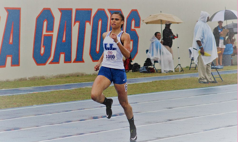Florida Relays Mclaughlin S Outdoor Debut Is Explosive Track Field News Sydney Mclaughlin Track And Field Fit Body Goals