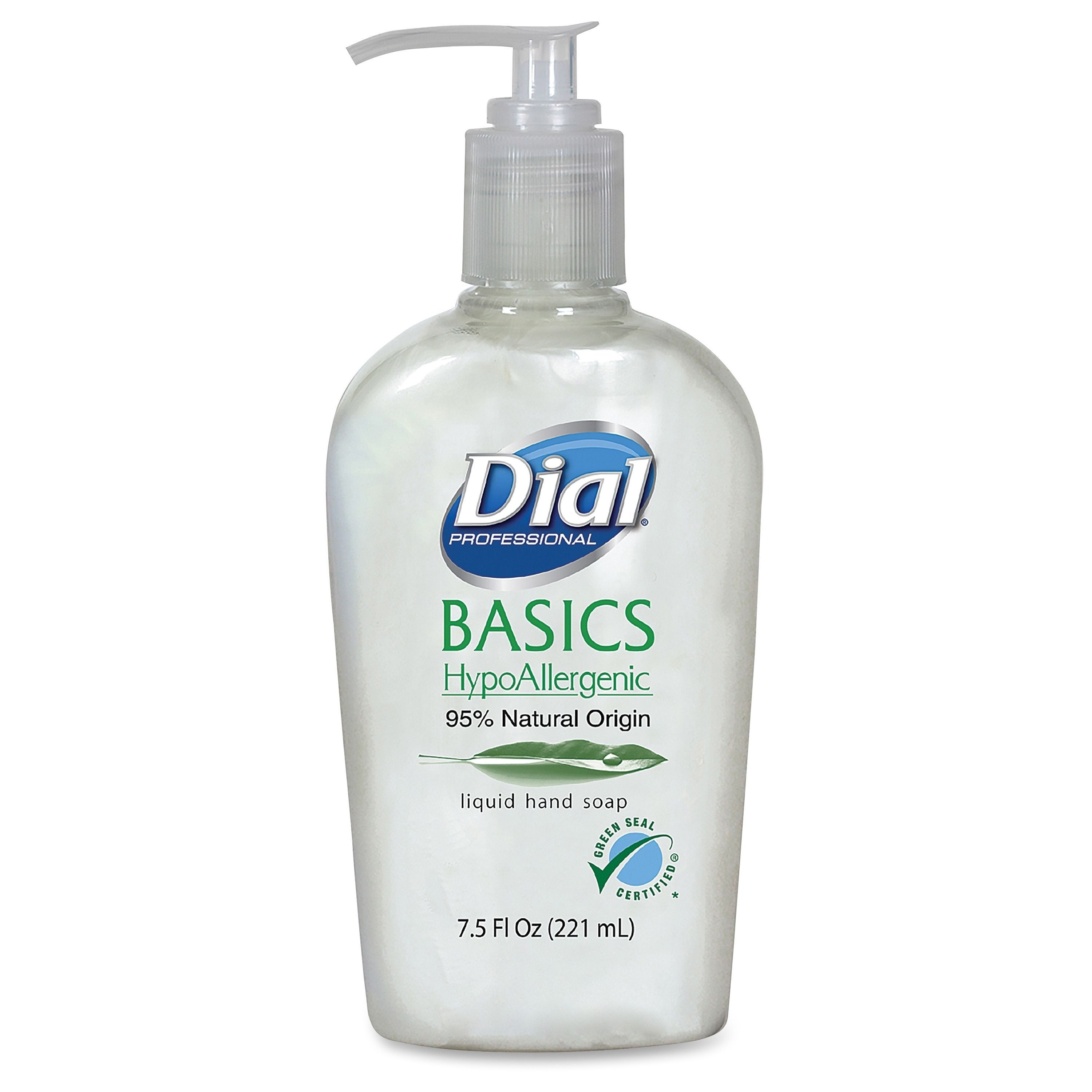 Dial Professional Basics Liquid Soap White Comes In Pack Of 12