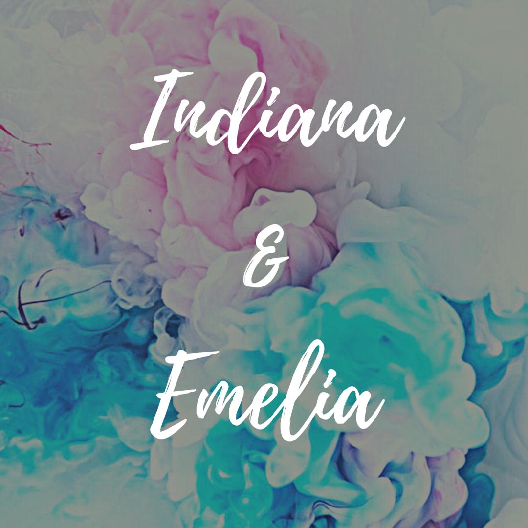 Indiana & Emelia | Twin baby names, Baby names, Ocean baby ...
