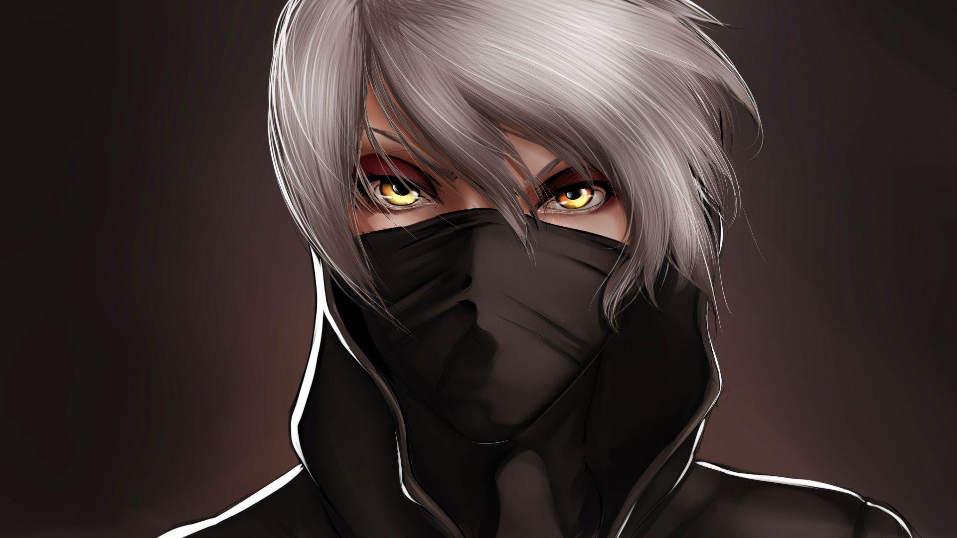 Masked Anime Guy