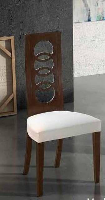 Silla de comedor mod 41 115€ #muebles #sillas #mueblesmadrid ...