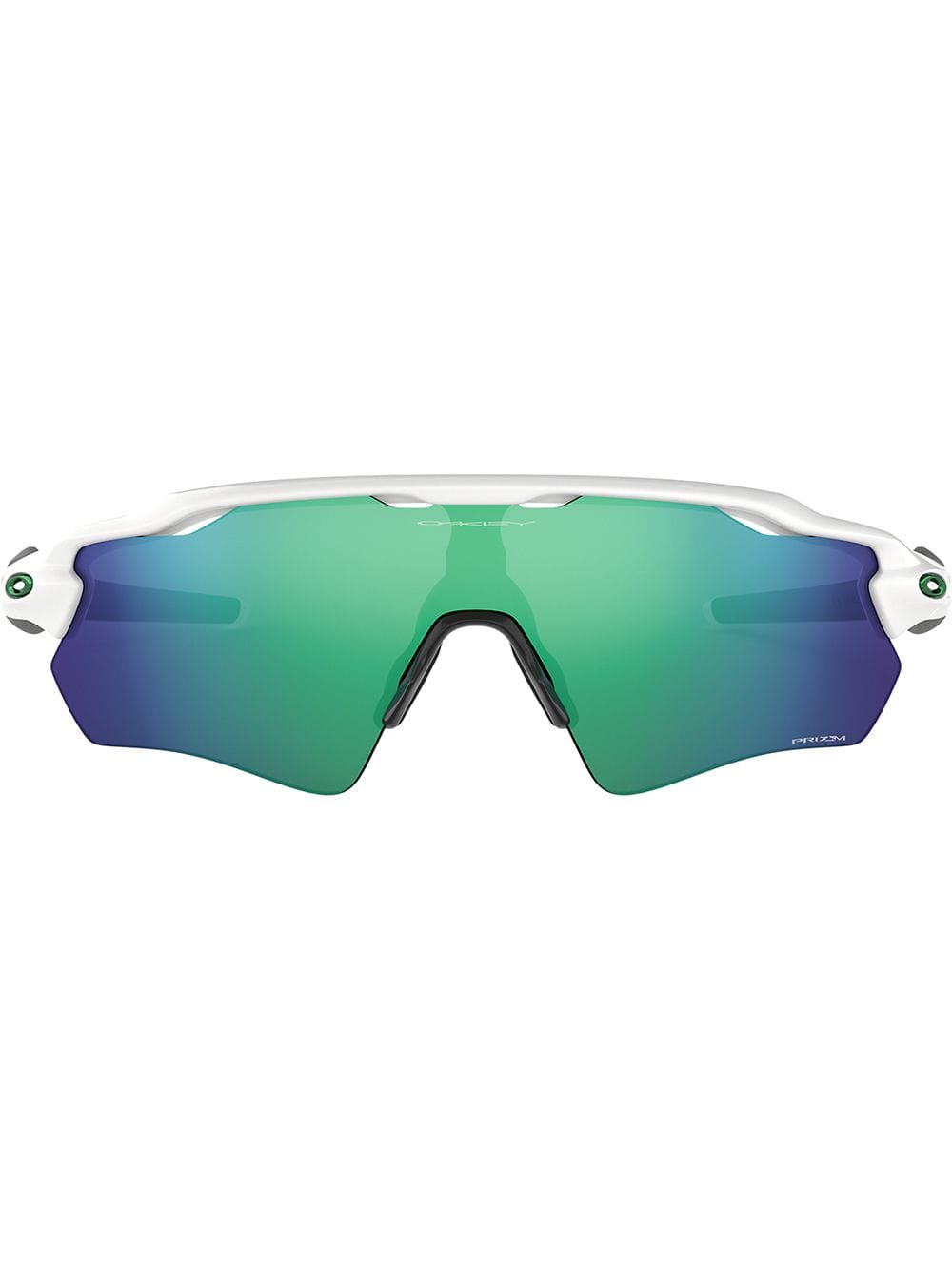 Oakley Radar Ev Path Team Colors Sunglasses In White Modesens In 2020 Oakley Radar Ev Aviator Sunglasses Oakley