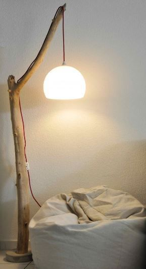 Driftwood floor lamp with cement base knitwear driftwood floor lamp driftwood floor lamp with cement base knitwear driftwood floor lamp by dutch dilight lamps living room pinterest floor lamp cement mozeypictures Images
