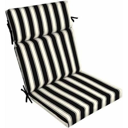 outdoor patio dining chair cushion