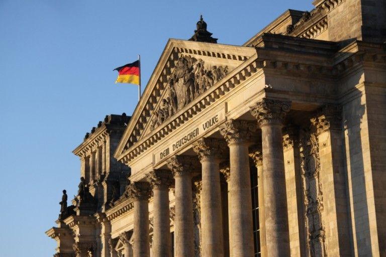 Reichstag Regierungsgebaude Reichstagsgebaude Gebaude